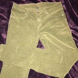 LF carmar corduroy jeans